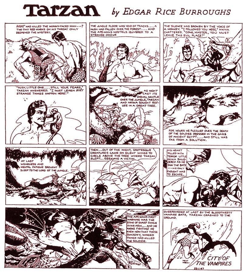 Una pagina di Ruben Moreira