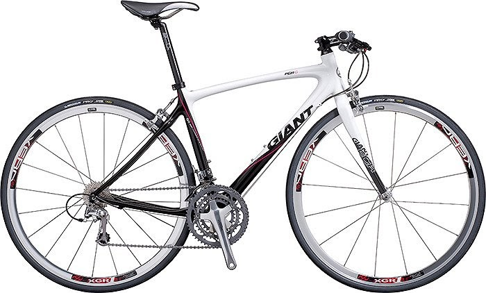 bicycle: Giant FCR Composite