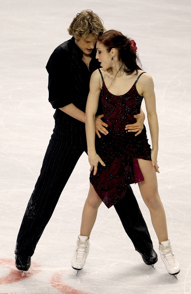 Ice dancing meryl davis and charlie white dating