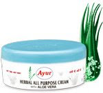 Ayur Herbal All Purpose cream with aloevera