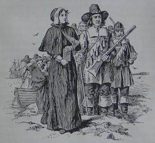 Karen S Poetry Spot The Landing Of The Pilgrim Fathers In New England By Felicia Hemans