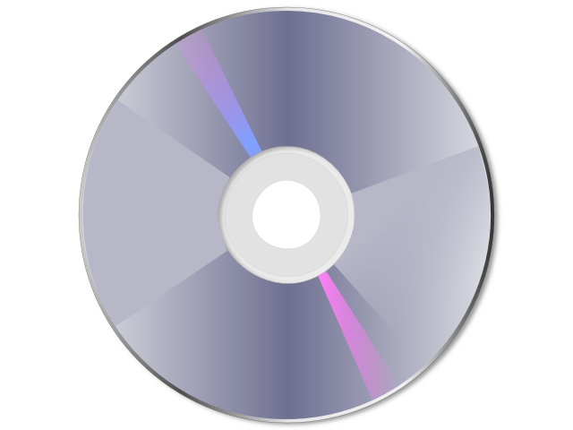 My Vectory: Compact Disc - Free CD Clip Art