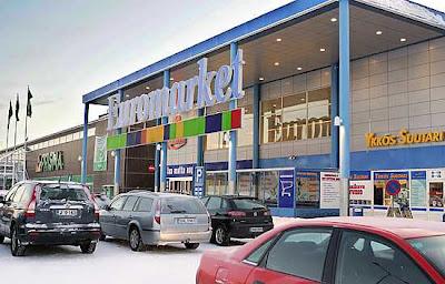 OULUN 1: Kaupan keskittyminen Oulussa jatkuu