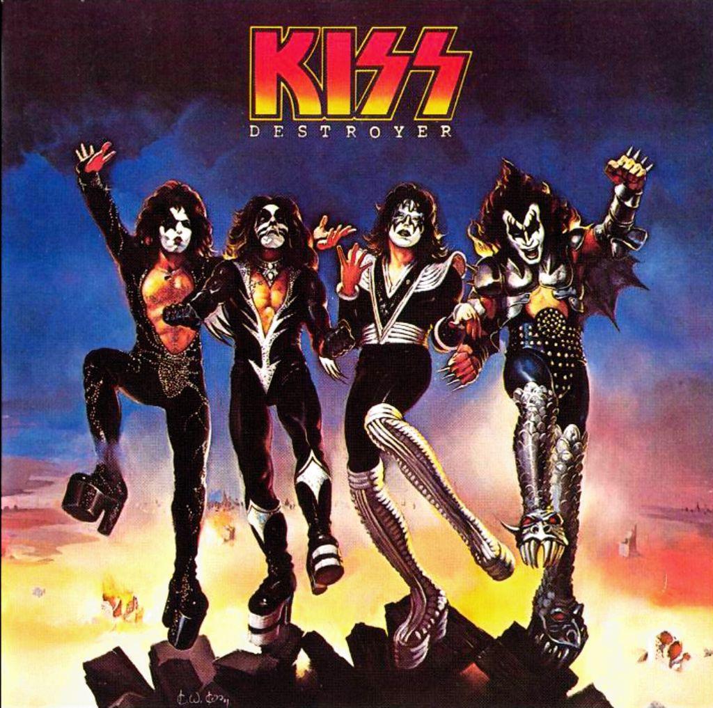 Kiss Destroyer Album : atitude rock kiss destroyer 1976 ~ Russianpoet.info Haus und Dekorationen