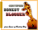 Honest Certified Blogger
