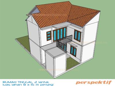 mannusantara design indonesia: desain rumah tinggal dua