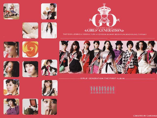SNSDlife: ALBUM & GOODIES