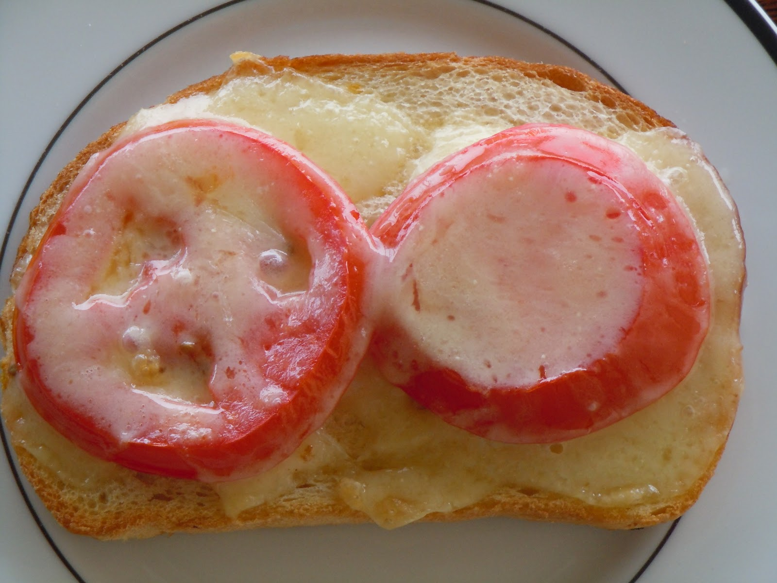 Quick Breakfasts For Moms In A Hurry Tomato Cheese