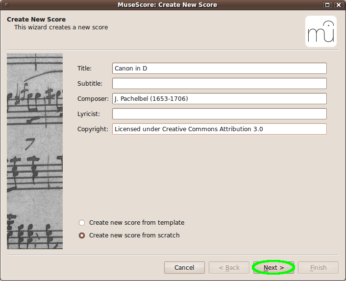 Open Source Programs for Musicians and Music Educators: MuseScore