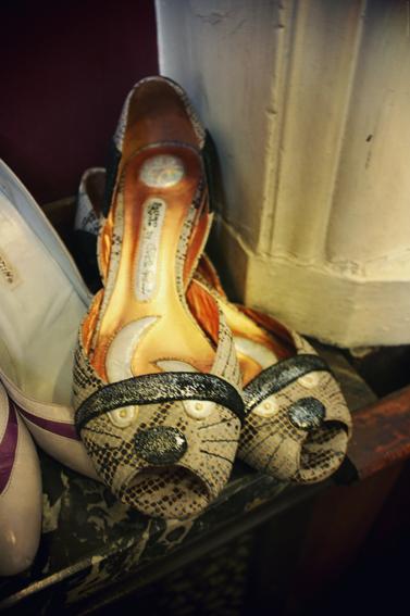 Clerkenwell Vintage Fashion Fair - Londres