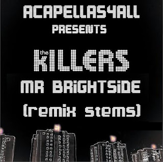 Acapellas Heaven: The Killers - Mr  Brightside (Remix Stems)