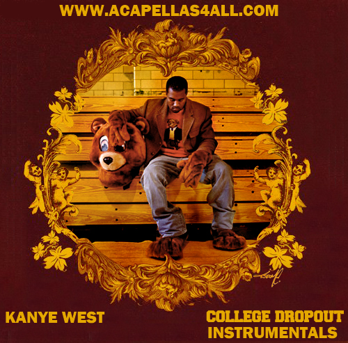 instrumental mixes kanye west college dropout