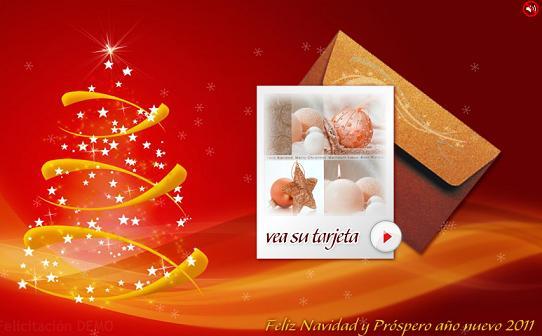 Felicitaciones De Navidad Para Postales.Felicitaciones Navidenas Con Postales Ingeniosas