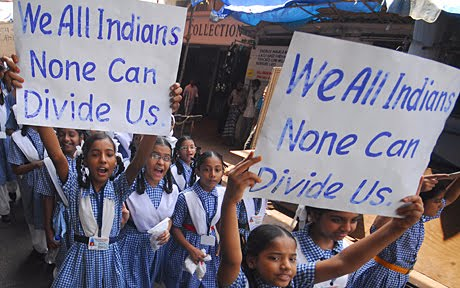 Indians dont want any more riot