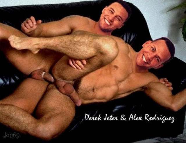 Gay and derek jeter