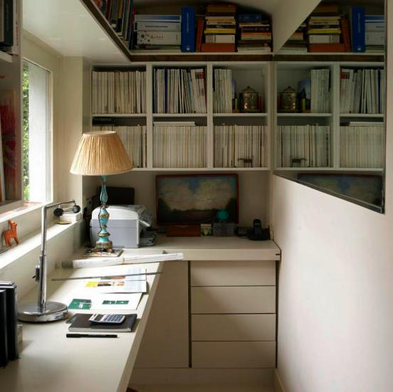 Dondehogar peque os rincones para trabajar en casa for Arredare studio in casa