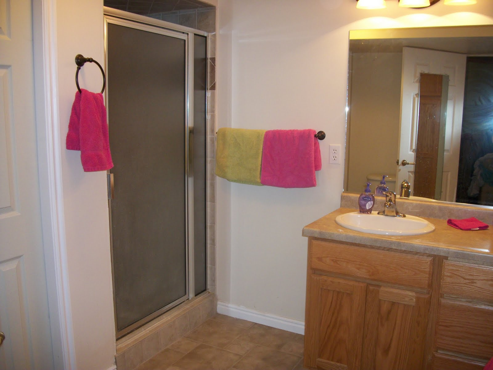 The Perfect Home Now Downstairs Bathroom Laundry Room Combo