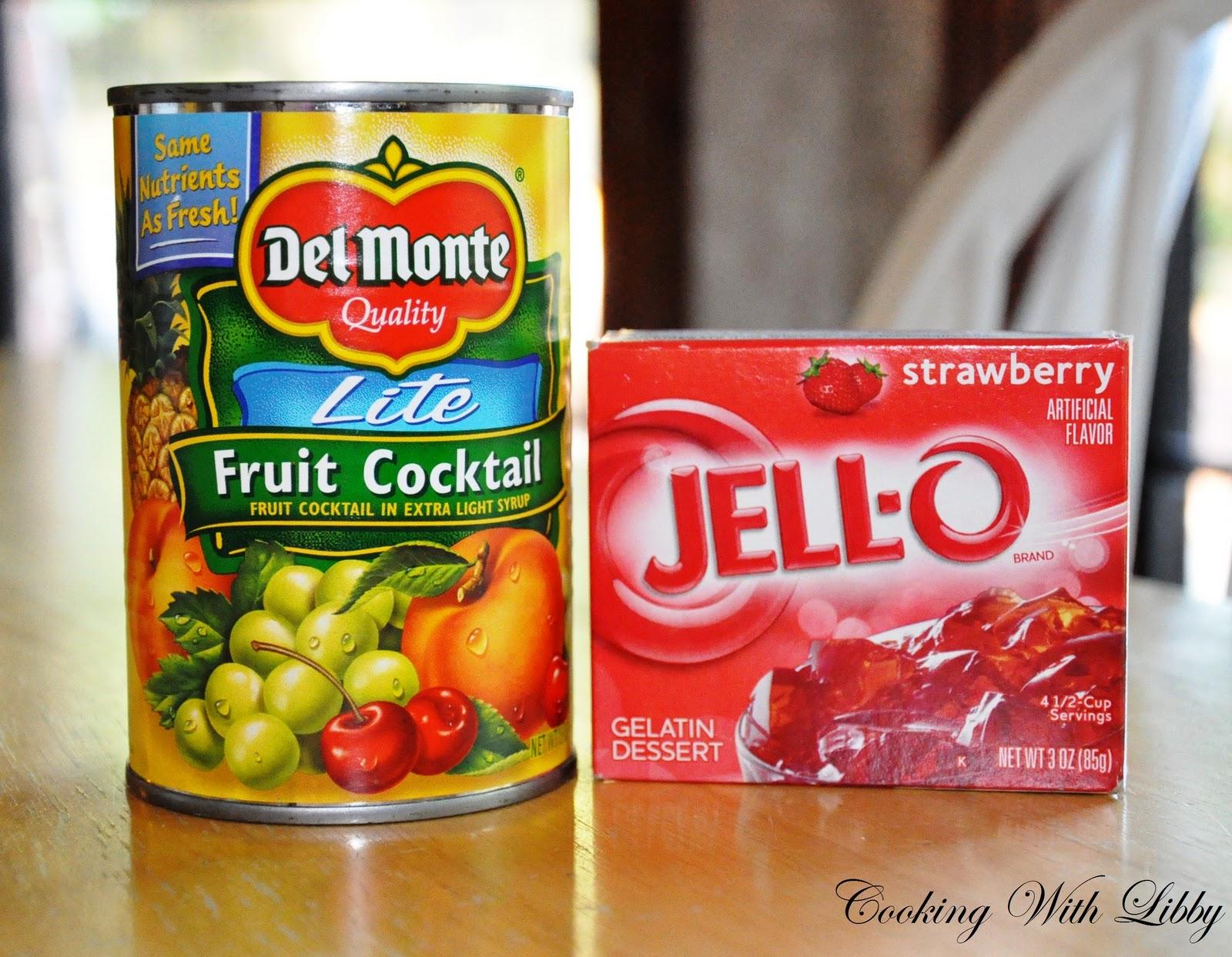 Jello Fruit Cocktail 58