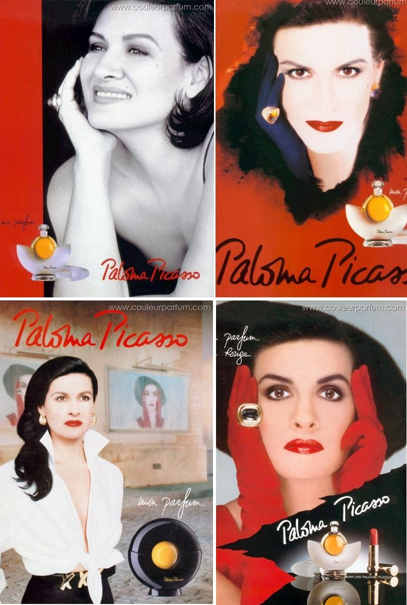 Paloma Picasso In Search Of Paloma Picasso Lipstick Painted Ladies