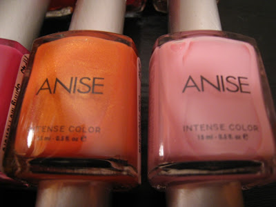 Anise Nail Polish The Non Blonde