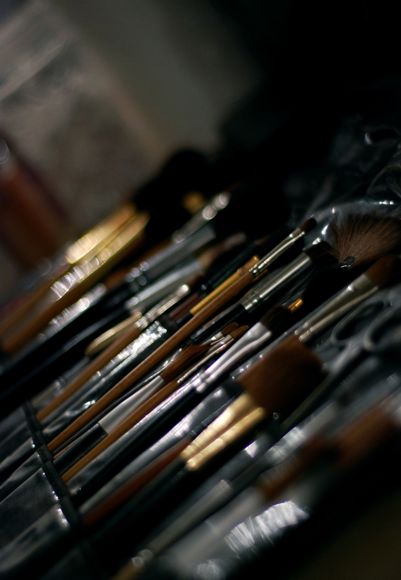 Makeup Brushes And What They Are Used For: An Open Thread: Makeup Brushes