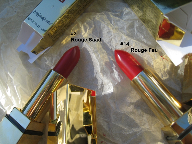 ysl rouge pur couture lipstick rouge feu the non blonde. Black Bedroom Furniture Sets. Home Design Ideas