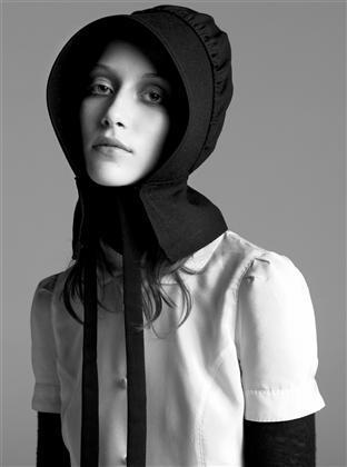 fashion bonnet