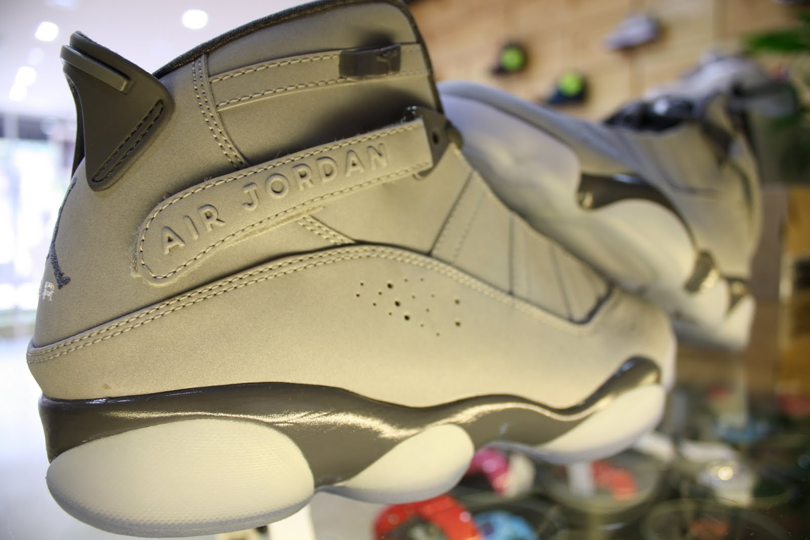 new product 409b1 a3b05 discount code for air jordan 6 rings 3m for sale cf5f0 330c9