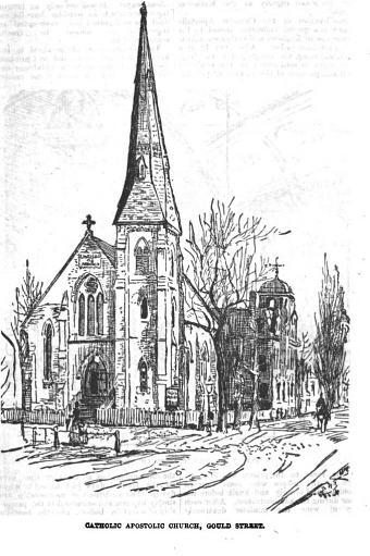 catholic church service outline