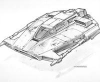 STAR WARS: Master Replicas : Studio Scale Snowspeeder