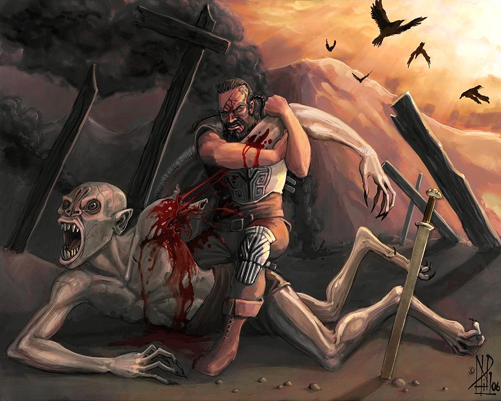 Beowulf Monster