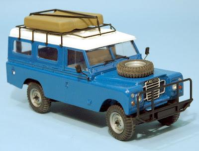 The Best 4x4xfar A Land Rover From Italeri Megamag 2