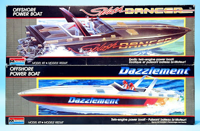 Used Cars Miami >> MIAMI VICE POWER BOAT FROM REVELL ~ Megamag 2