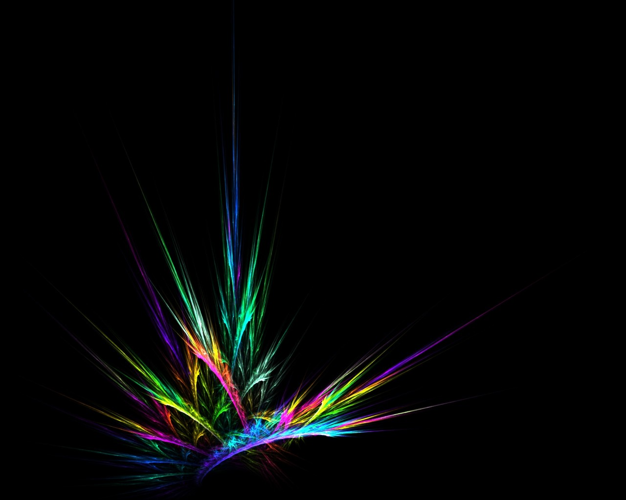 Wallpapers & Funny Videos: Rainbow Abstract Wallapaers