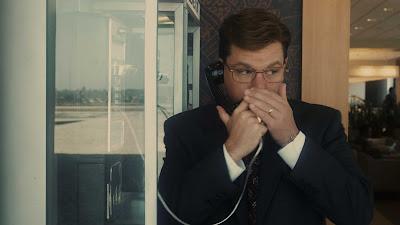 Der Film The Informant ist mit Matt Damon.