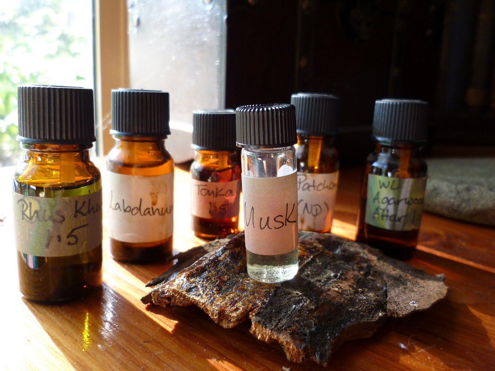 Perfume by Nature: The Search for the ultimate Musk