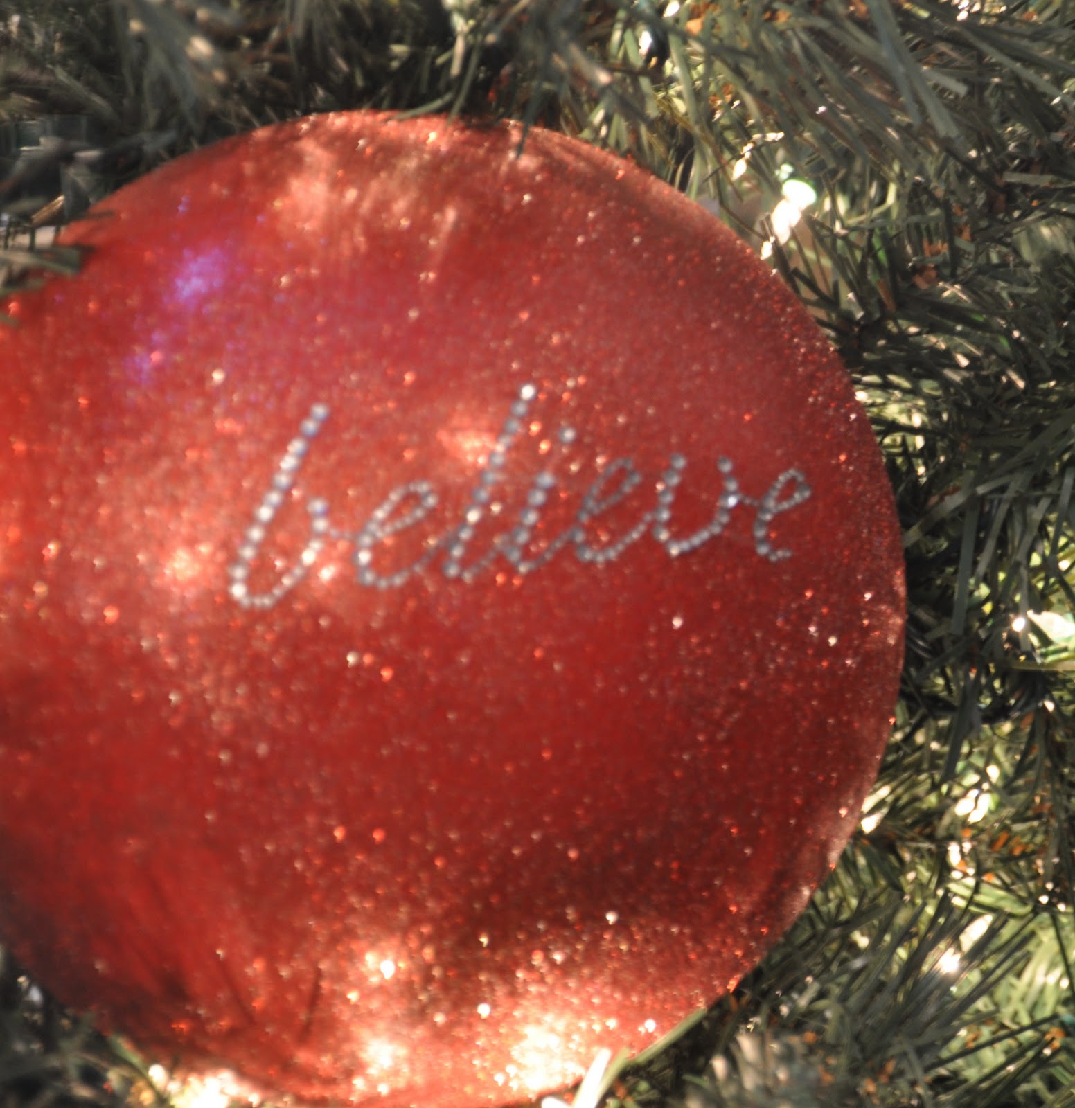 CURLY Q CRAFTS: Do it yourself Christmas ornaments