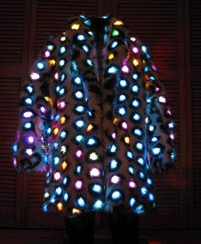 Illuminated clothing