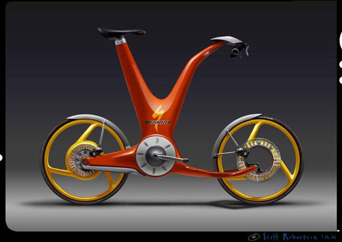 Stunning bicycle concepts