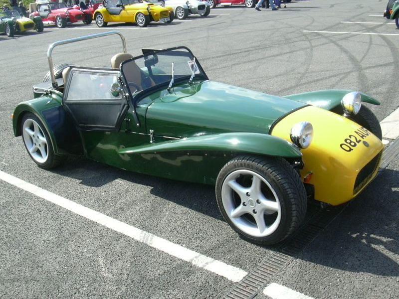 Kit Car Owner's Club Blog: Westfield Kit Car Model Overview