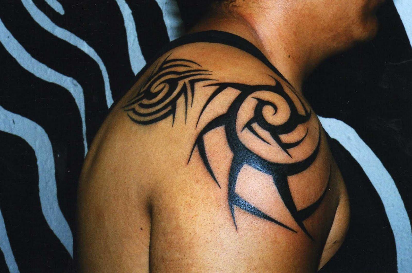 Histeria Tatto Tatuajes Tribales En La Espalda Fotos