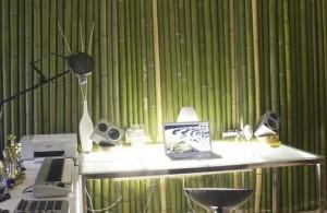 Oficina de bamboo