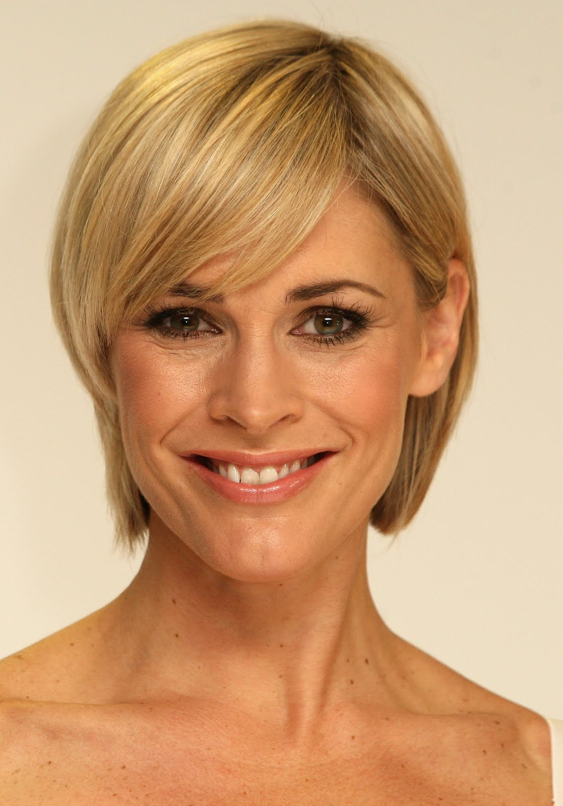 Beautiful Celebrity Hairstyles For Short Haircuts