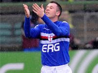 Cassano beberapa diberitakan akan hijrah ke klub Serie A Italia lainnya Terkini Cassano Tetap Di Sampdoria