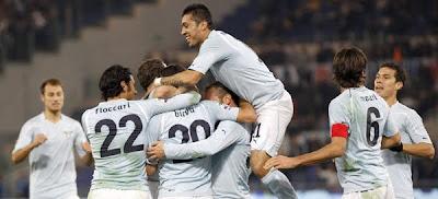 Lazio terus melekat AC Milan di puncak klasemen Serie A Terkini Lazio Benamkan Inter