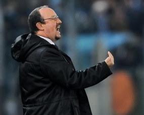 Rafael Benitez masih melihat ada hal aktual dalam kekalahan Inter Milan dari Lazio Terkini Benitez: Inter Tidak Beruntung