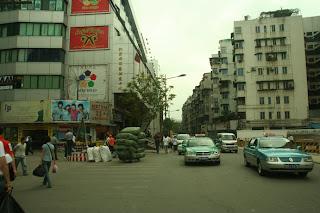 Guangzhou City Clothing market