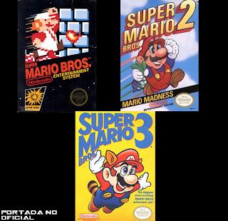Sora's Animation & VideoGames OST!: Super Mario bros 1 - 3 Anthology