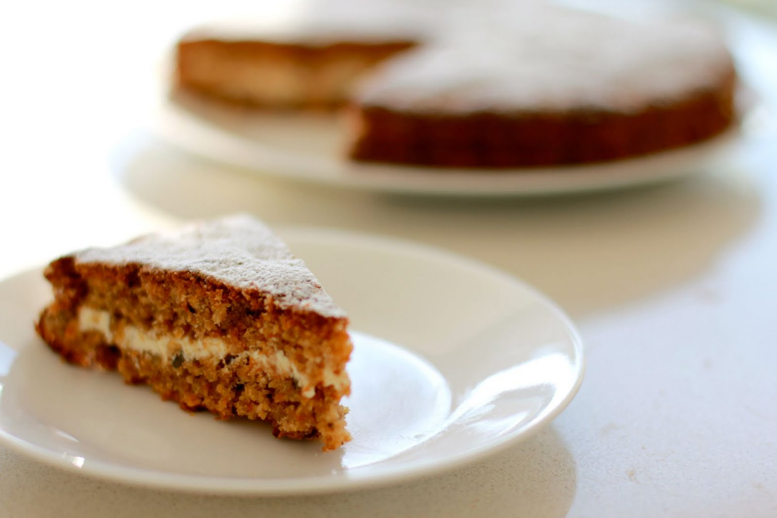 Carrot Cake Pierre Herme