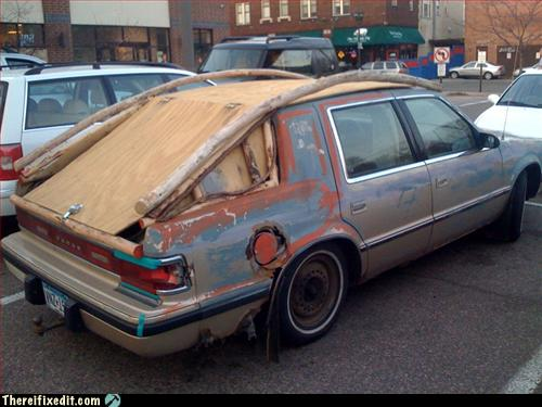 My Pointless More Redneck Auto Repairs